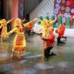 удмуртский танец НДТ